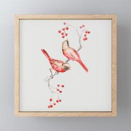 LittleBirds Framed Mini Art Print