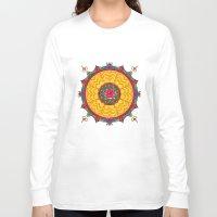 belle Long Sleeve T-shirts featuring Belle by Sam Skyler