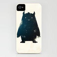 Mr. Cosmos (Color Version) Slim Case iPhone (4, 4s)