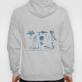 Florida Sketchbook 1 Hoody