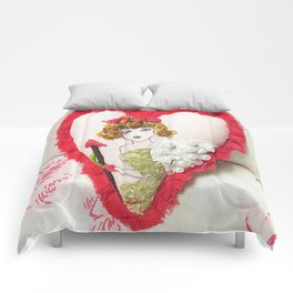 Cupid Girl Comforters