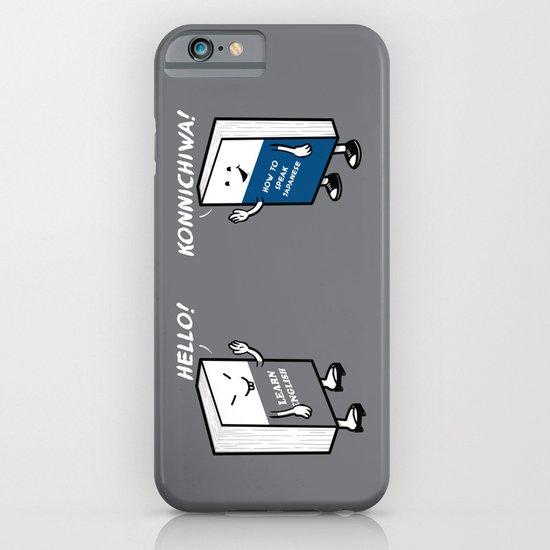 Say Hello iPhone & iPod Case