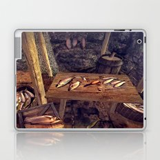 Fish day (day came for the processing of fish) Laptop & iPad Skin