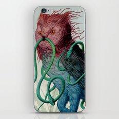 Scarlett Clock Wine iPhone & iPod Skin