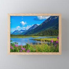 God's Country - II Framed Mini Art Print