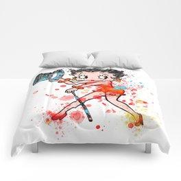 Betty Boop  Comforters