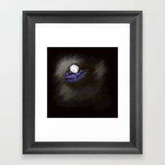 Superfluous Framed Art Print