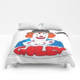 Clowning around Comforters