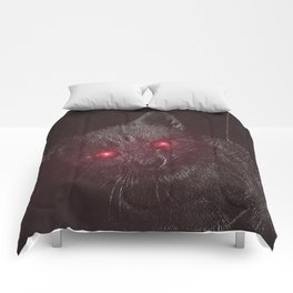 Bad Kitty! Comforters