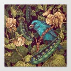 World Peas Canvas Print