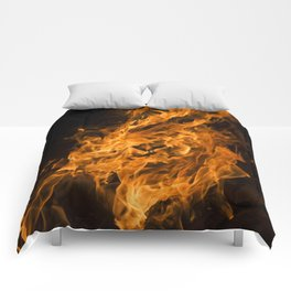 On Fire Comforters