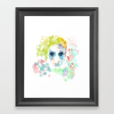 Spring Impression  Framed Art Print