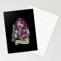 Pax Per Tyrannis Stationery Cards