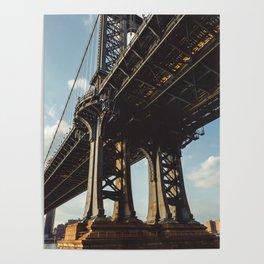 Under Manhattan bridge Poster