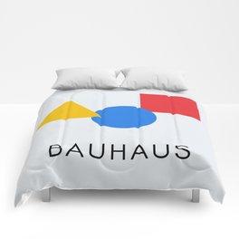 Bauhaus - Geometric Art Comforters