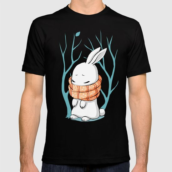 Winter Bunny T-shirt