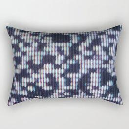 Painted Attenuation 1.2.3 Rectangular Pillow