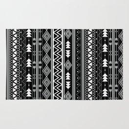 Dark Aztec Rug