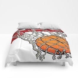 ball basket Comforters