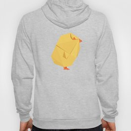 Origami Chicken Hoody