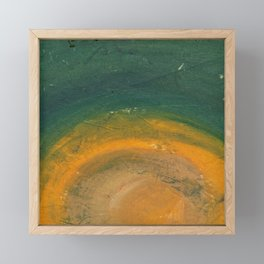 Sunrise Framed Mini Art Print