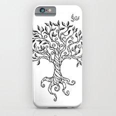 Shirley's Tree BW Slim Case iPhone 6s