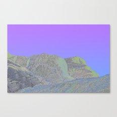 Chromascape 33 (highlands) Canvas Print