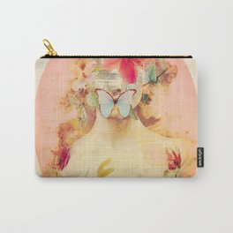 Lady Silence Carry-All Pouch