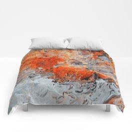 my dying sunshine Comforters