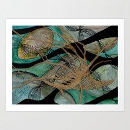 Sea Cornicopia is Hungry Art Print