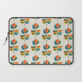 Whimsical Bloom Laptop Sleeve
