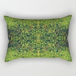 ~°* Tantalizing 《¤》 Mosswork°//*Textures *°~ Rectangular Pillow