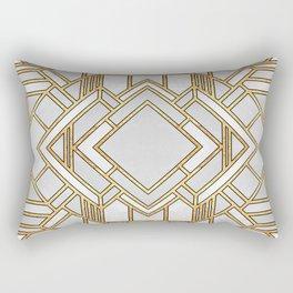Art Deco 1 Rectangular Pillow