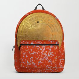 Land of the rising sun Backpack