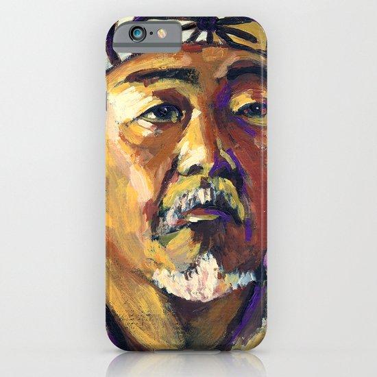 Mr Miyagi iPhone & iPod Case