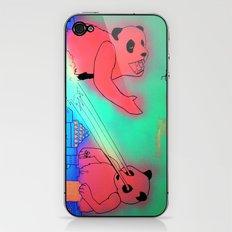 PANDAmonium iPhone & iPod Skin
