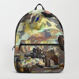 Warped Logic Backpack