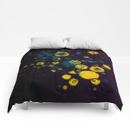 Purple Pattern Comforters