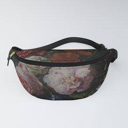 Vintage & Shabby Chic - Dutch Midnight Garden Fanny Pack