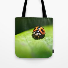 A ray of hope.  Tote Bag