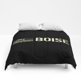 Black Flag: Boise Comforters