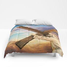 He has Risen Comforters