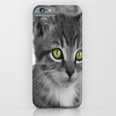 Through the eyes of a kitten Slim Case iPhone 6s