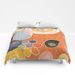 Hilma Af Klint Group IV No 3 Comforters