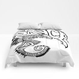 """""""Ocean Dancer""""  Comforters"""