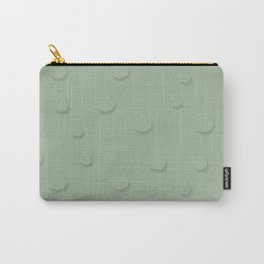 Spring Raindrops Norway Carry-All Pouch