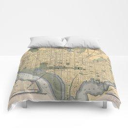 Washington D.C. 1893 Comforters