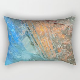 Ice 4 Rectangular Pillow