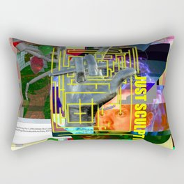Just Sculpt It 1 Rectangular Pillow