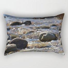 Beach Trickle Rectangular Pillow